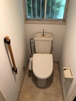 【トイレ】大和田戸建