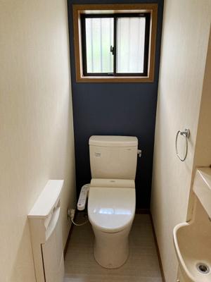【トイレ】ゆりのき台戸建