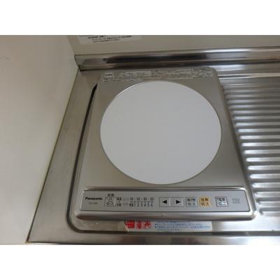 【キッチン】フロンティアⅢ D棟