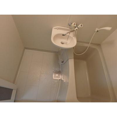 【浴室】フロンティアⅢ D棟