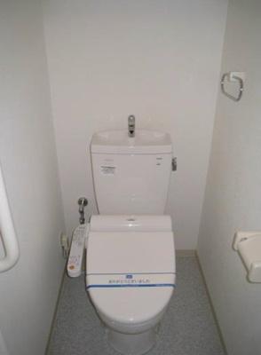 【トイレ】グランジュテ三ツ沢