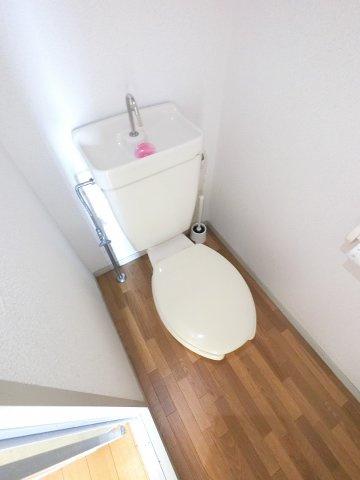 【トイレ】第2五反田ハイツ