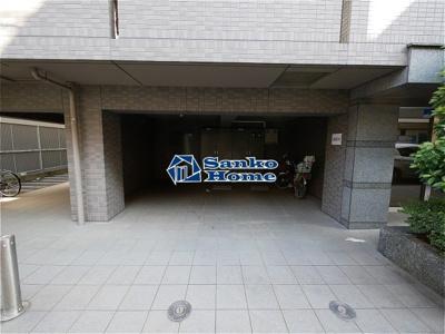 【エントランス】ルーブル小石川弐番館(ルーブルコイシカワニバンカン)