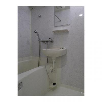 【浴室】ルーブル小石川弐番館(ルーブルコイシカワニバンカン)