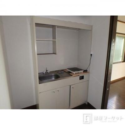 【キッチン】M・Oハイツ