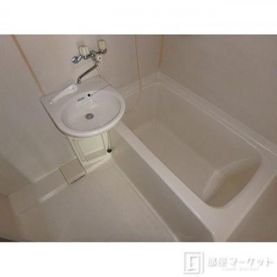 【浴室】M・Oハイツ