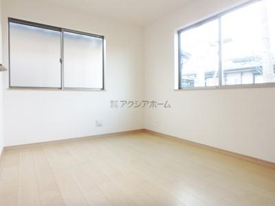 【設備】狭山市入間川・全1棟 新築一戸建 ~全室洋室~