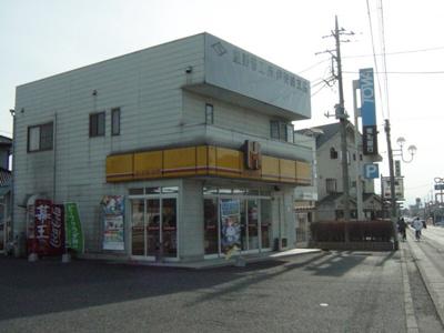 ほっかほっか亭伊勢崎上諏訪町店まで1,220m