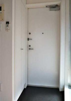 【玄関】ル・リオン三軒茶屋Ⅱ ペット飼育可 駅徒歩3分駅近 独立洗面台