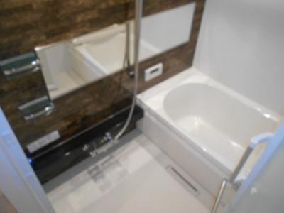 【浴室】シャーメゾンドゥシャルール三国ヶ丘