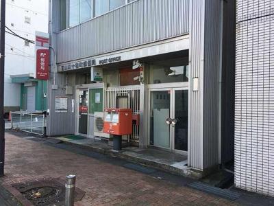 富山四十物町郵便局まで300m
