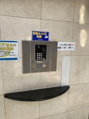【セキュリティ】アンピール箱崎東Ⅱ