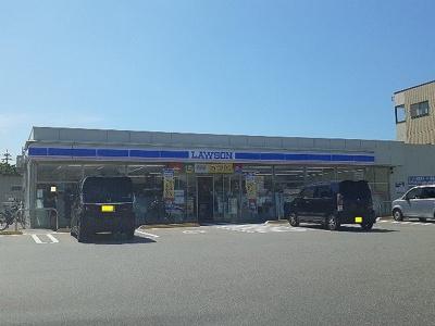 ローソン富山萩原店まで350m