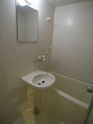 【浴室】パラシオン上用賀