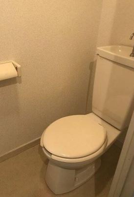 【トイレ】スカイコート五反田