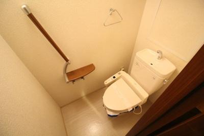 【トイレ】カーサフェンテ王子公園