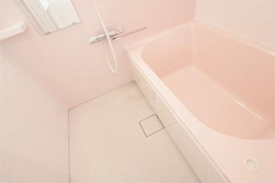 【浴室】南港フローラルハイツ 22号棟