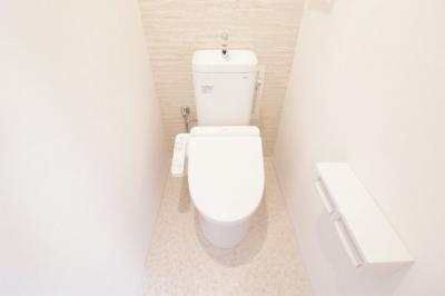 【トイレ】南港フローラルハイツ 22号棟