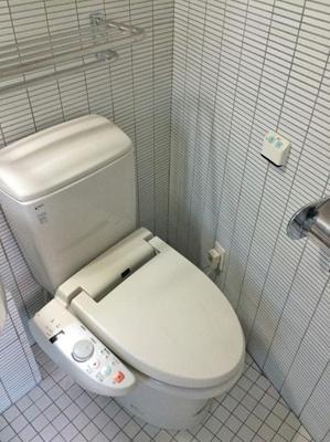 【トイレ】ル・リオン三軒茶屋 ペット2匹可 浴室乾燥機 24時間ゴミ出し可