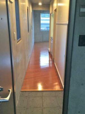 【玄関】ル・リオン三軒茶屋 ペット2匹可 浴室乾燥機 24時間ゴミ出し可