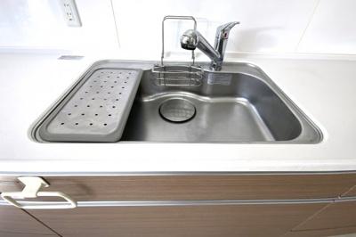 【システムキッチン】浄水器付き