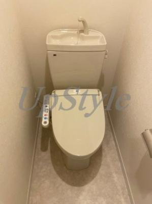【トイレ】パティシオン駒込