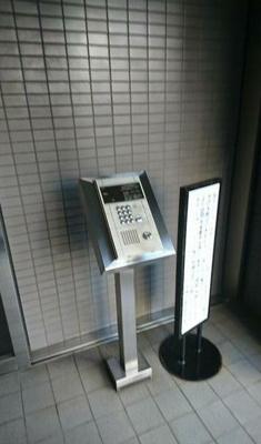 【セキュリティ】メインステージ大森町駅前