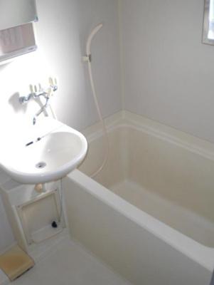 【浴室】フェスタ花川戸