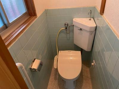 【トイレ】天理戸建