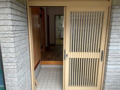 【玄関】天理戸建