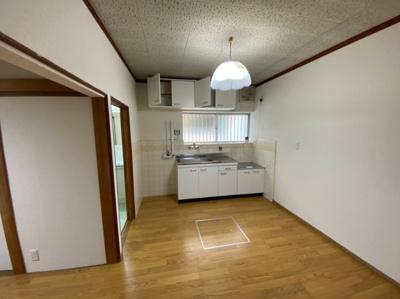 【キッチン】天理戸建
