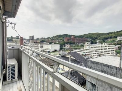 【展望】セントラルハイツA