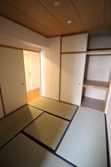 【和室】プロスペリテ神戸