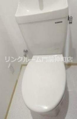 【トイレ】エスト ソレイユ