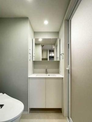【その他】シェノン三軒茶屋 新築 ウォークインクローゼット 浴室乾燥機 オートロック