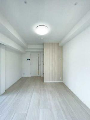 【内装】シェノン三軒茶屋 新築 ウォークインクローゼット 浴室乾燥機 オートロック