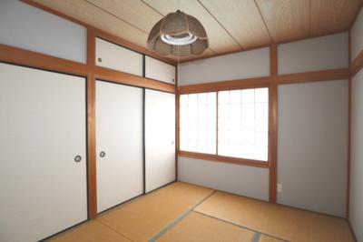和室の畳は交換予定です。