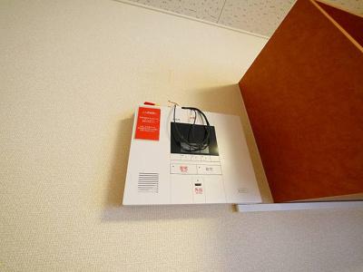 テレビ付きです