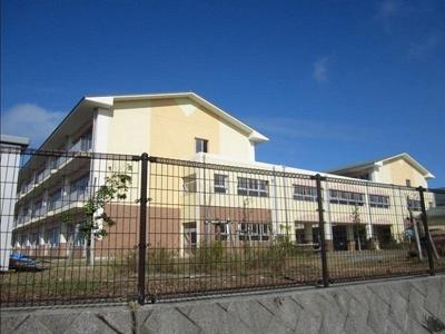 浜松市立雄踏小学校まで600m