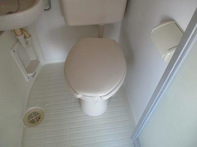 【トイレ】ヴィラ御崎