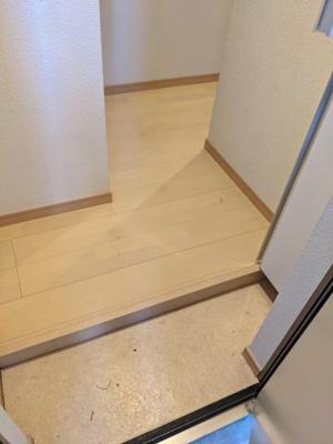 【玄関】リーヴェルLeco神奈川新町