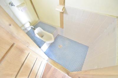 【トイレ】誉田6丁目貸家