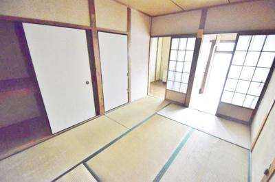 【寝室】誉田6丁目貸家