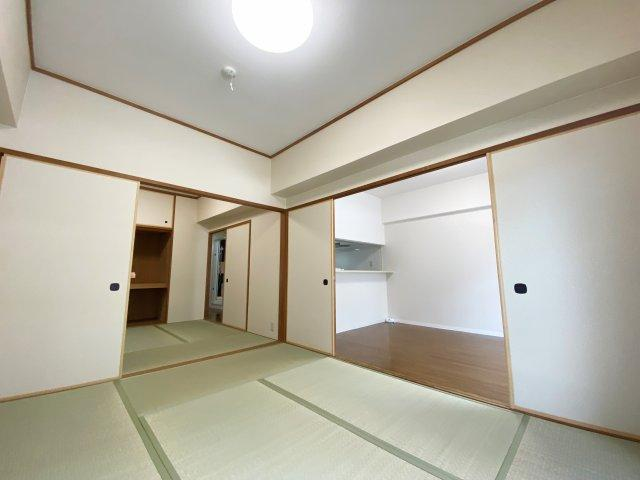 【和室】サンヴェール太秦