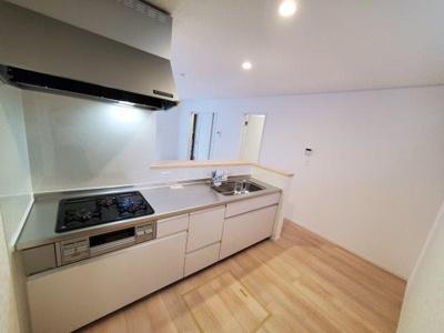 【キッチン】大野町3丁目2棟 新築戸建(残り1棟)