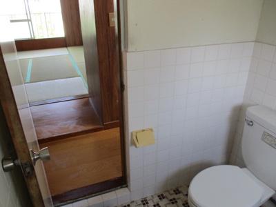【トイレ】比嘉貸家