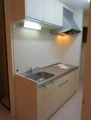【キッチン】HALEHAU 独立洗面台 2口IHシステムキッチン ウォシュレット