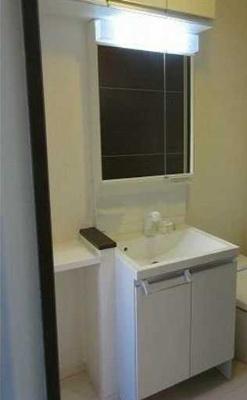 【洗面所】HALEHAU 独立洗面台 2口IHシステムキッチン ウォシュレット