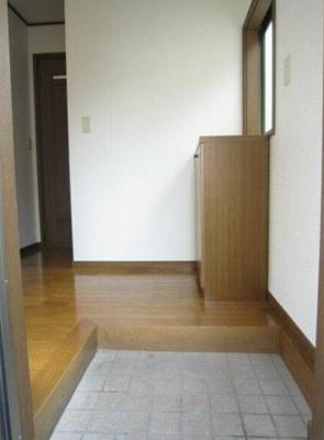 【玄関】ベルゾーネ橋本Ⅱ