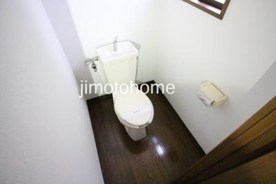 【トイレ】キューブ九条